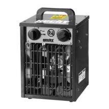 Fűtőventilátor termosztáttal hősugárzó 2000 W Hecht 3502