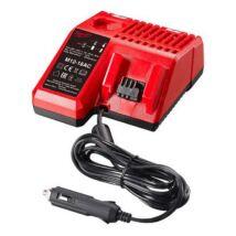 Akkumulátor töltő (autós) M12-18 AC MILWAUKEE