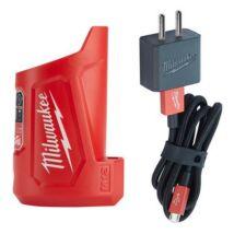 Akkumulátor töltő M12 TC (fűthető kabáthoz) MILWAUKEE