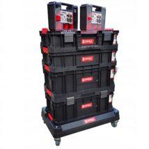 QBrick Szerszámosláda rendszer 7 részes System Two