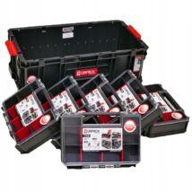 QBrick Szerszámosláda Toolbox Plus System Two és 6db Organiser Multi System Two