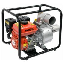 Vízszivattyú 208 cm3 5,33 LE 78 m3/h benzines YATO