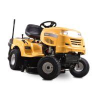 Fűnyíró traktor 92 cm fűgyűjtővel és 6-fokozatú Transmatic váltóval RLT 92 T Riwall PRO