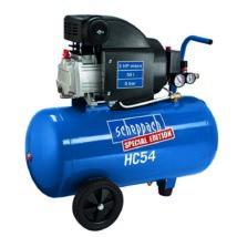 Olajkenésű kompresszor 50 liter HC 54 Scheppach