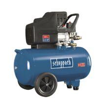 Olajkenésű kompresszor 50 liter HC 51 Scheppach