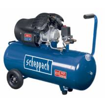 Olajkenésű kompresszor 100 liter HC 100 dc Scheppach