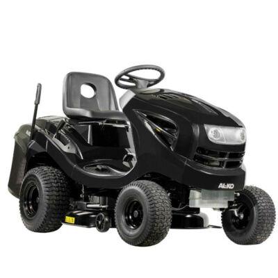 Fűgyűjtős fűnyíró traktor AL-KO T15-93.9 HD-A BLACK EDITION
