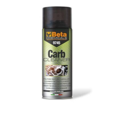 Karburátor és fojtószelepház tisztító spray BETA