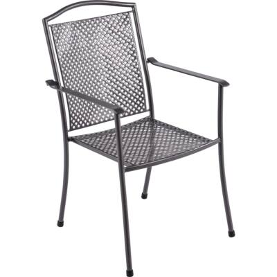 Royal Garden Domino steel szék 66,5 x 55,5 x 92,5 cm