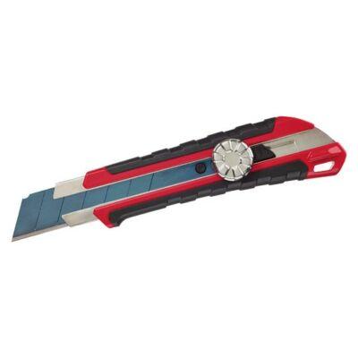 Törhető pengés kés 7 szelvényes 25 mm MILWAUKEE