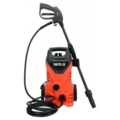 Elektromos magasnyomású mosó 1400W 105 bar YATO