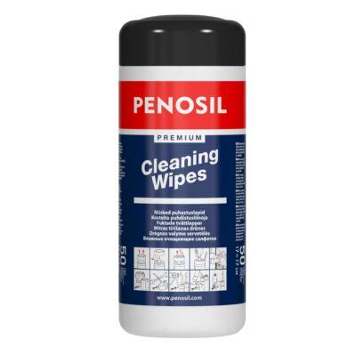 Premium törlőkendő tisztítókendő 50 db PENOSIL